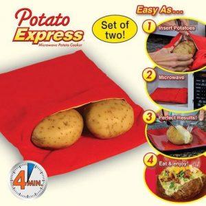 čudesna vrećica za krumpir