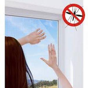 Mreža za prozore protiv komaraca