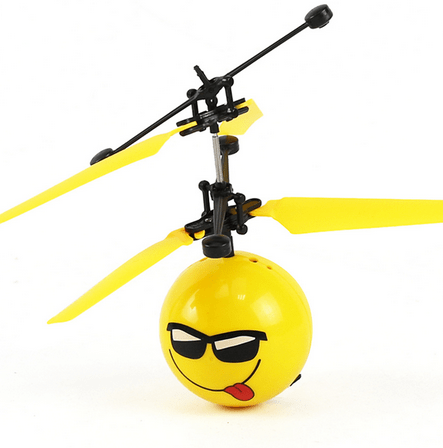 leteća lopta sa senzorom