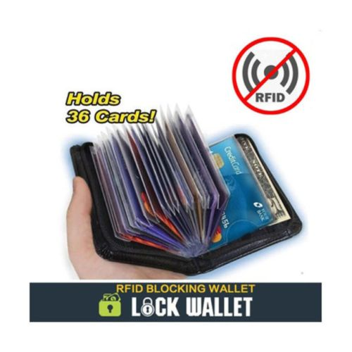 Novčanik s ugrađenom RFID tehnologijom