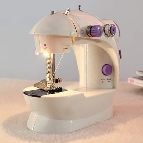 mini prijenosna šivaća mašina