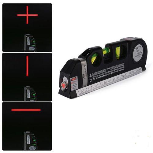 multifunkcionalna digitalna libela s laserom
