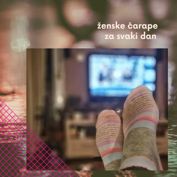 pamučne čarape