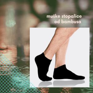 muške stopalice