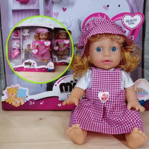 lutka s ljubimcima