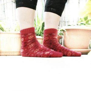 set čarapa od vune