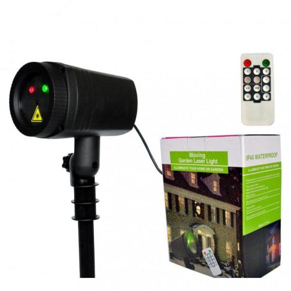 Prijenosni laser za vrt ili kuću