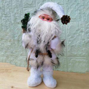 bijeli djed božičnjak