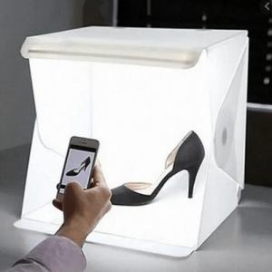 led foto box